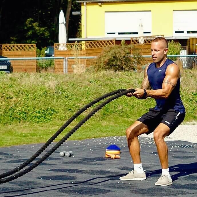 Personal Trainer aus Karlsruhe Maximilian König